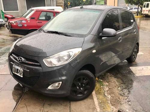 hyundai i10 1.2 gls seguridad l mt 2012 parkingcars