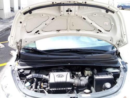 hyundai i10 2012  aire vidrios rines de lujo segundo dueño