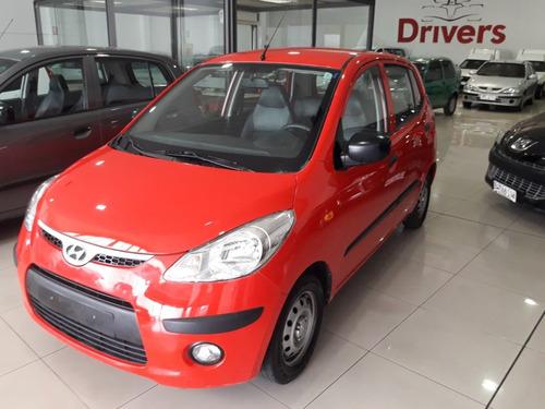 hyundai i10 gl full 2010 motor1.1 u$s 8900 permutas financia