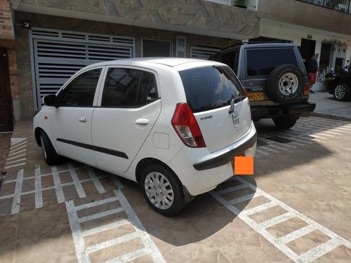 hyundai i10 mecanico 2011