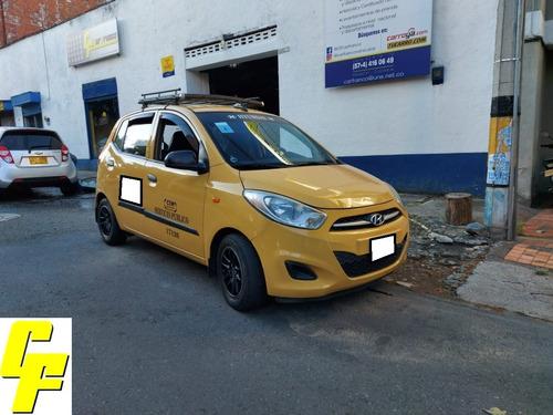 hyundai i10 taxi  2013