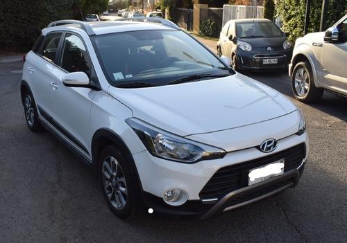 hyundai i20 active 1.4 aut 2018 muy buen estado