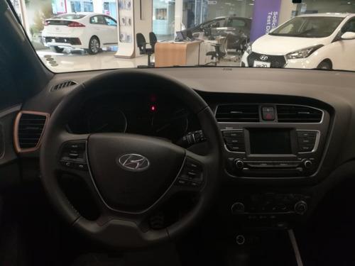 hyundai i20 active automatico 2019 0km