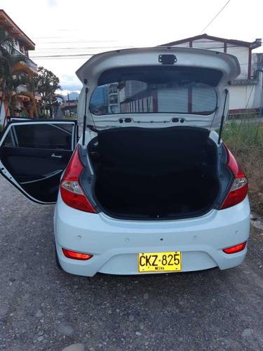 hyundai i25 1.6 2013 blanco 5 puertas
