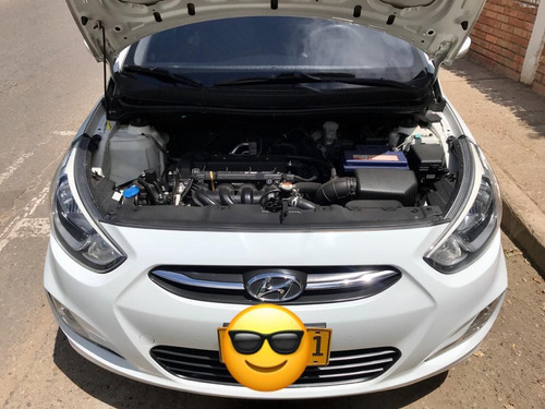 hyundai i25 1.600cc modelo 2016 full equipo