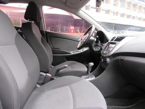 hyundai i25 accent gl at sec sedan cc1600