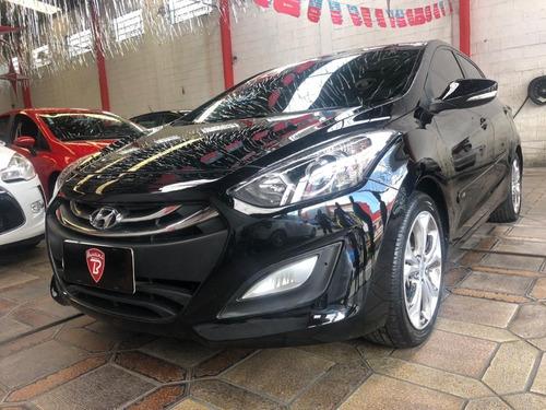 hyundai i30 1.8 mpi 16v preto 2015 serie limitada 4p aut