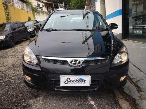 hyundai i30 2.0 automático preta - 2012