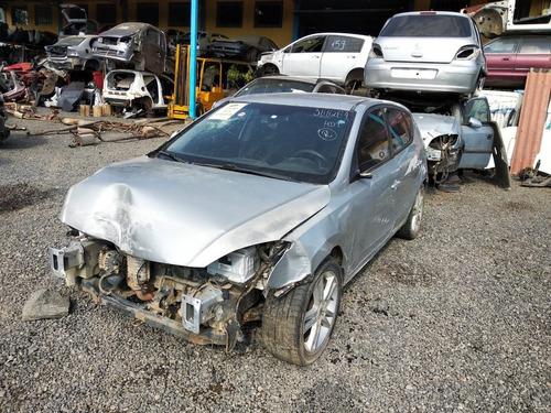 hyundai i30 2.0 gasolina automatico 11 sucata p/ ret/ peças