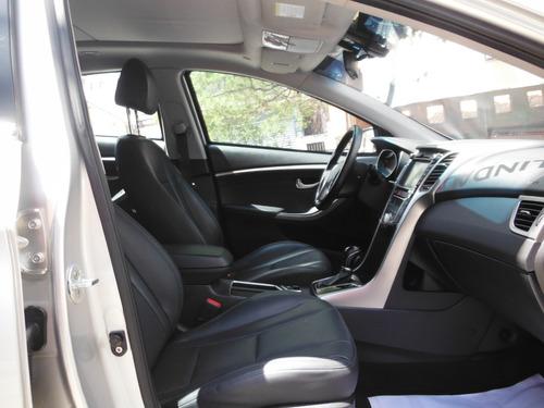 hyundai i30 2015 aut+teto+top de linha+blindado na garantia