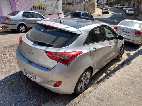 hyundai i30 modelo top de linha com teto solar