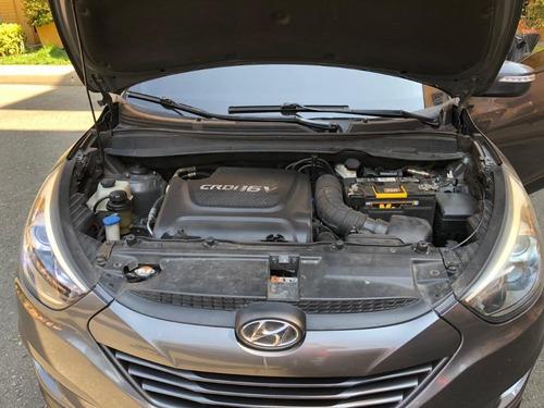hyundai ix-35 diesel modelo 2014