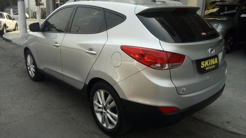 hyundai ix35 2.0 2011 prata completa/couro/r$ 42.990,00