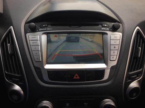 hyundai ix35 2.0 flex automática preta - 2013
