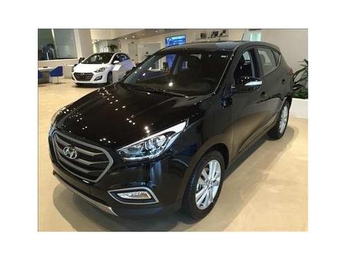 hyundai ix35 2.0 gl 2wd  aut. completo de entrada 0km2019