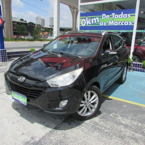 hyundai ix35 2.0 gls 2wd aut. 5p 2012 preto