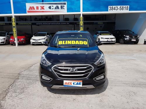 hyundai ix35 blindado 2.0 flex 2017 impecável oportunidade!!