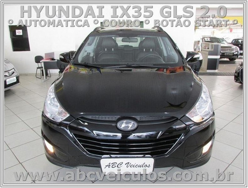 hyundai ix35 gls 2.0 automatica - ano 2011 - bem conservada