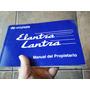 Manual Del Propietario De Hyundai Elantra 1998-2000 Original