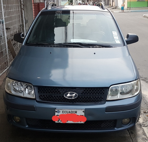 hyundai matrix 1.6 2007