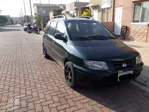 hyundai matrix 1.6 excelente estado / oportunidad