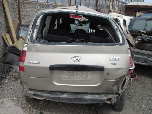 hyundai matrix 2004-2009 en desarme