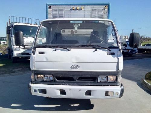 hyundai mighty 2.5t furgón 1998