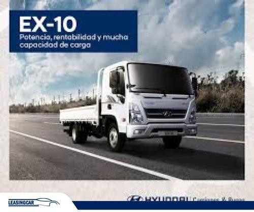 hyundai mighty ex10 chasis 2020 0km