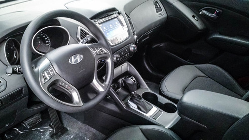 hyundai new ix35  aut blindado hi tech 2018