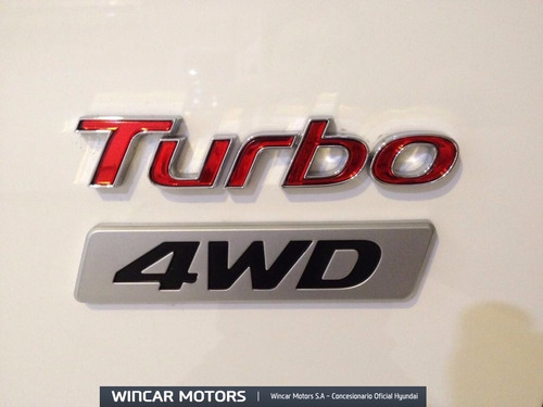 hyundai new tucson 4wd 1.6 tgdi tct full premium 0 km 2018