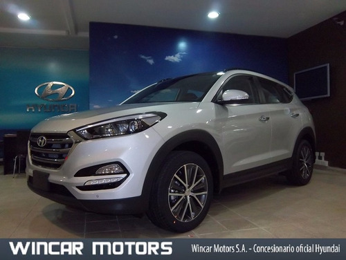 hyundai new tucson 4wd diesel at full premium 2017