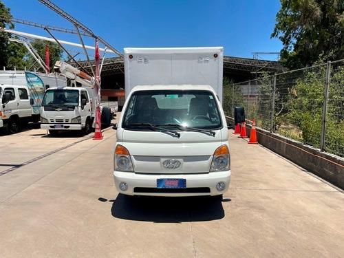 hyundai porter hr 2.5 furgón carga general año 2007