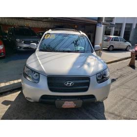 Hyundai Santa Fe  Gls 2.7 V6 4x4 (7 Lug) Blindada