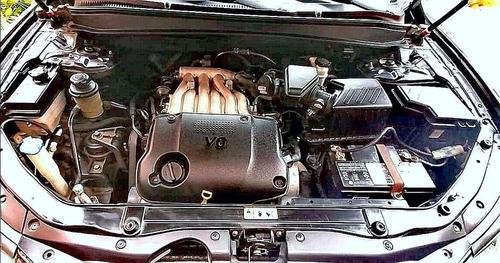 hyundai santa fe 2009 87mil km muy conservada negra mecanica