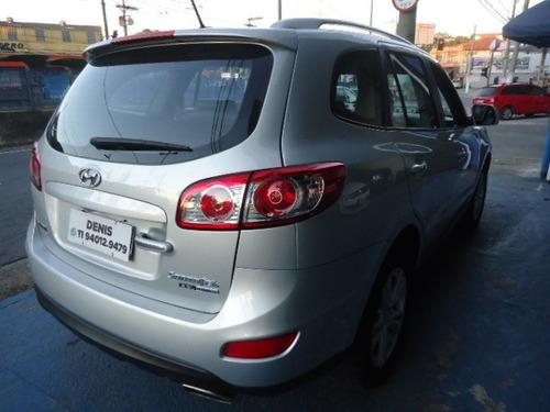 hyundai  santa fe  2012  3.5 7l 4wd aut.