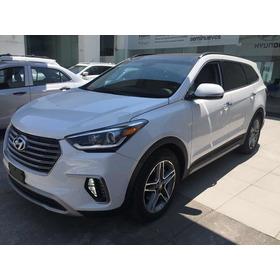 Hyundai Santa Fe 2018 3.4 Limited Tech At