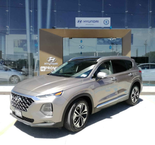 hyundai santa fe 2020 5p limited tech at