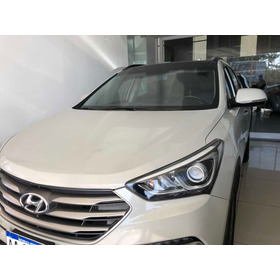 Hyundai Santa Fe 2.2 Crdi Premium 7as 6at 4wd 2016