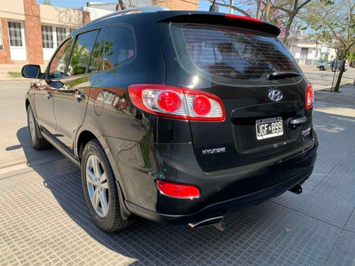 hyundai santa fe 2.2 gls premium 7as crdi 6at 4wd 2010