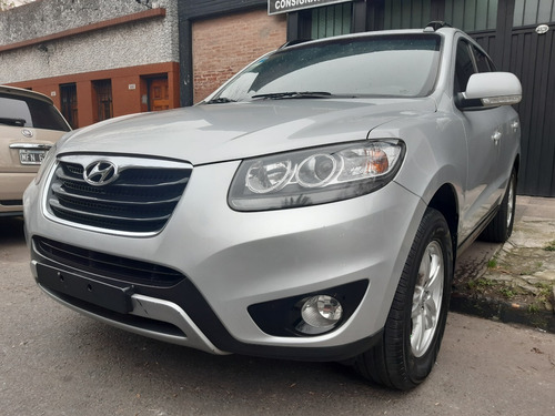 hyundai santa fe 2.4 4wd 7as hcg
