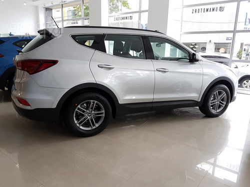 hyundai santa fe 2.4 4wd gls 7 asientos 6at full premium