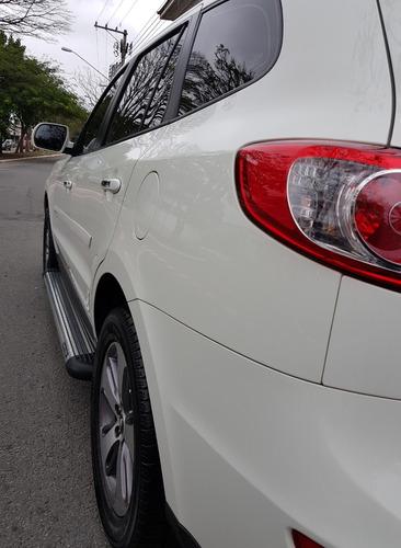 hyundai santa fe 2.4 5l 2wd aut. 5p 2012 branca