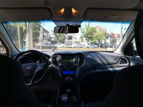 hyundai santa fe 2.4 dm gls aut 2014