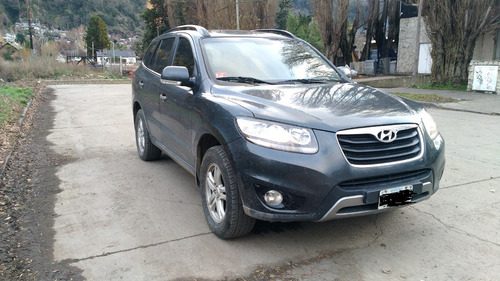 hyundai santa fe 2.4 gls premium 5as 6at 4wd