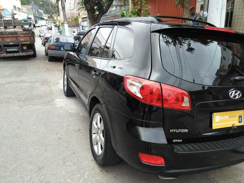 hyundai santa fe 2.7 7l aut. 5p blindada revisada impecável!