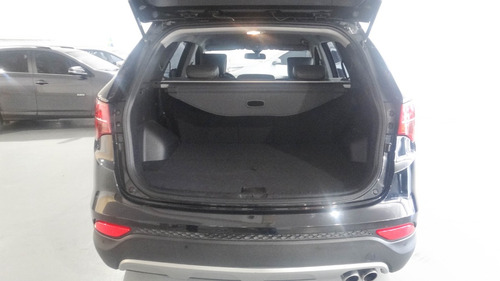 hyundai santa fe 3.3 5l  aut. blindado nível 3 a 2014