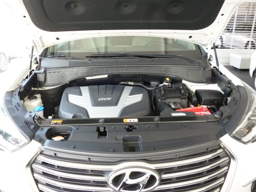 hyundai santa fe 3.3 limited tech at  2018