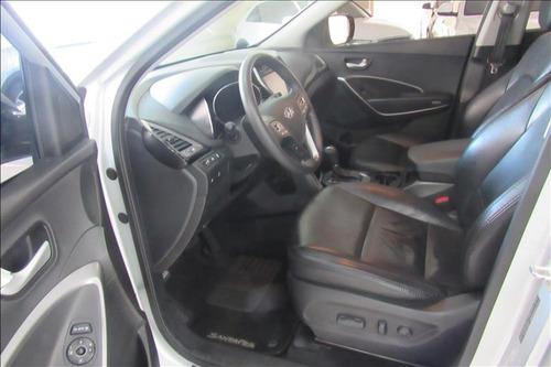 hyundai santa fé 3.3 mpfi 4x4 v6 270cv gasolina 4p automatic