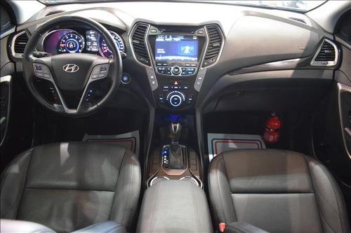 hyundai santa fé 3.3 mpfi 4x4 v6 270cv gasolina automático