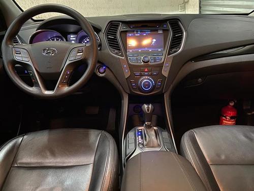 hyundai santa fe  3.3l v6 4x4 (aut) 5l gasolina automático